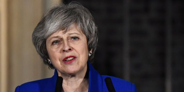 Breaking: Three Conservative MPs quit party in protest at Theresa May's Brexit plans