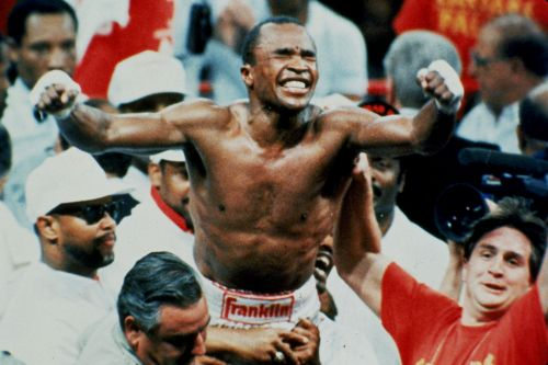 Sugar Ray to Tyson: HBO behind boxing's greatest moments