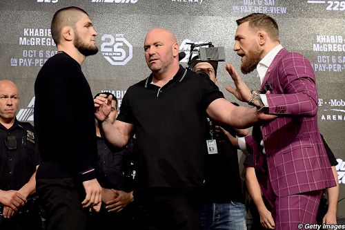 Conor McGregor: Khabib Nurmagomedov 'would be dead right now' if he got off bus