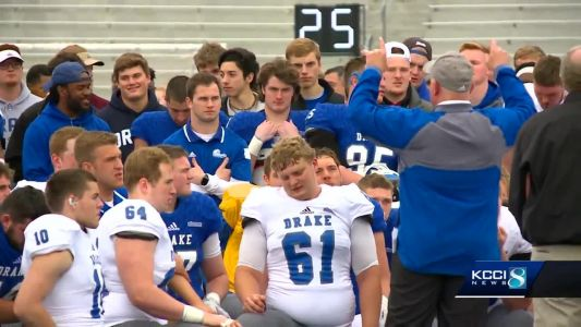 Drake football coach Rick Fox steps down after five seasons
