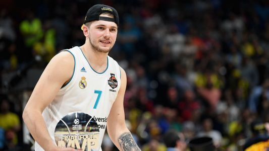 NBA Draft 2018: Hawks select Luka Doncic with No. 3 overall pick