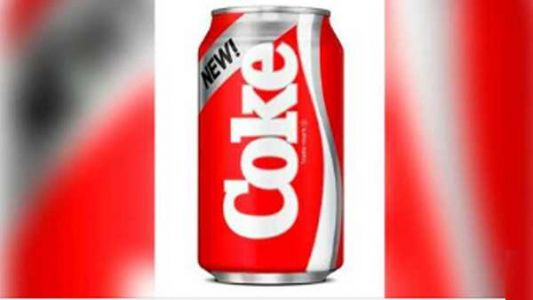 Coca-Cola is bringing back New Coke after 34 years