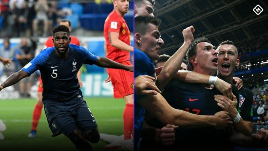 Croatia vs. France live: Highlights from World Cup final