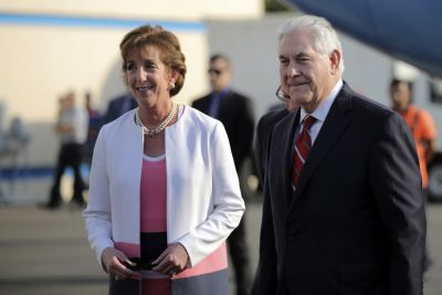 US, Mexico at odds over deportation as top officials meet