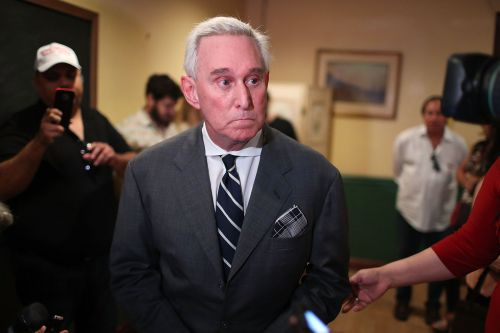 Giuliani doubts Trump knew about Roger Stone's meeting with Russian