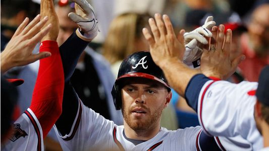 Braves clinch first NL East title since 2013