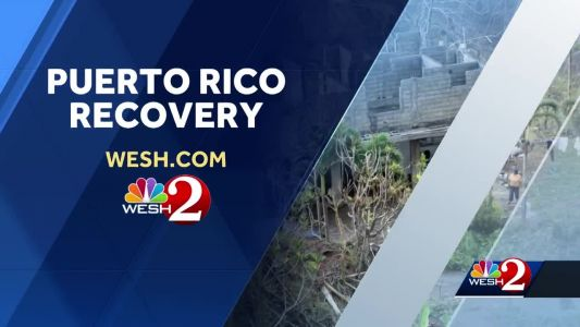 Group helps with roof repairs in Puerto Rico