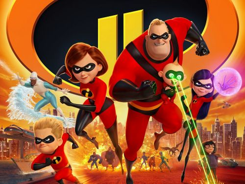 Theaters post warnings after Disney says 'Incredibles 2' scene could cause seizures