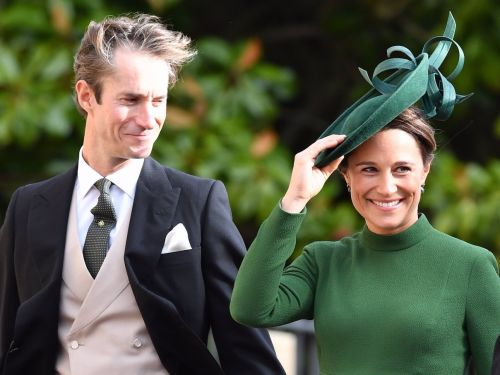 Pippa Middleton has just given birth to a baby boy -here's a look back at her best maternity looks