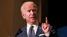 Joe Biden: Christine Blasey Ford 'Shouldn't Have To Go Through What Anita Hill Went Through'