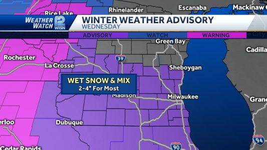 Yep, more snow is coming. winter weather advisory goes into effect at 3 a.m