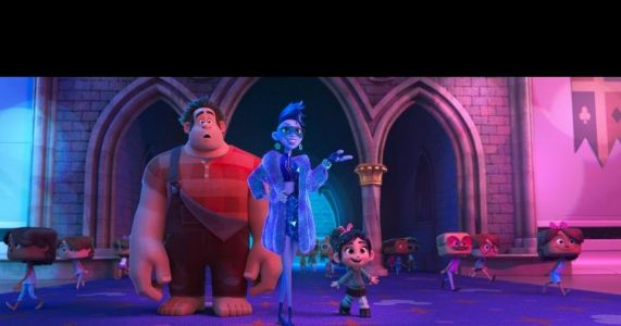 'Ralph Breaks the Internet': Sequel creates a web of clever, colorful, cloying moments