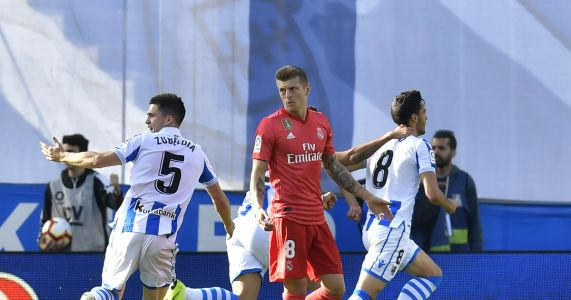 Real Madrid extends Kroos' contract until 2023