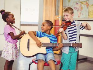 Music Lessons Can Boost Kids' Cognitive Skills & Academics