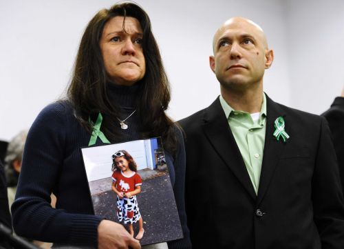 Father of Sandy Hook victim commits suicide at town hall, police say