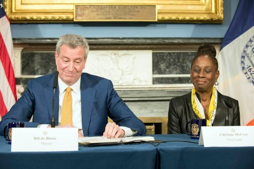 Regular New Yorkers suffer from de Blasio's bid for a national profile