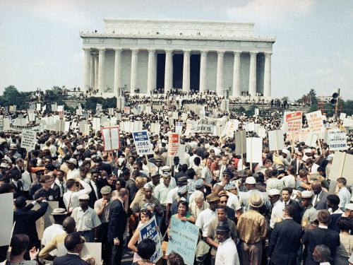 18 of the most historic US civil rights moments of the last 150 years