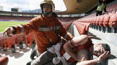 Swiss volunteer firefighters: It's ok to be a bit tipsy when reporting for duty