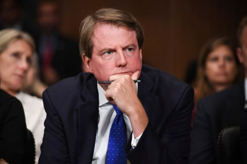 House, Justice Department report deal on McGahn testimony