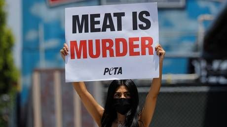 PETA declares meat-eaters 'human supremacists', Twitter cringes & bombs it with mockery