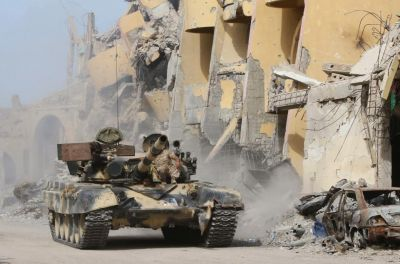 Libyan Forces Free Five Foreign ISIS Hostages in Sirte