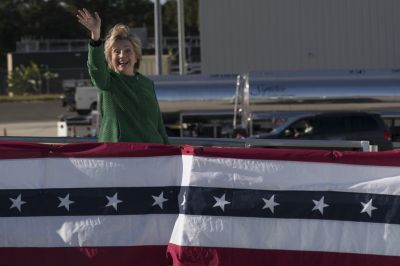 Hacked trove shows Clinton aides suggesting email jokes