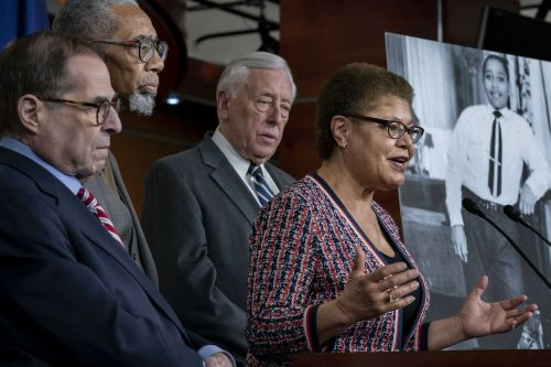 Congress approves making lynching a federal hate crime, bill heads to president's desk