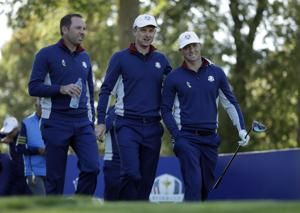 Hot-headed and level-headed: Meet Europe's Ryder Cup rookies