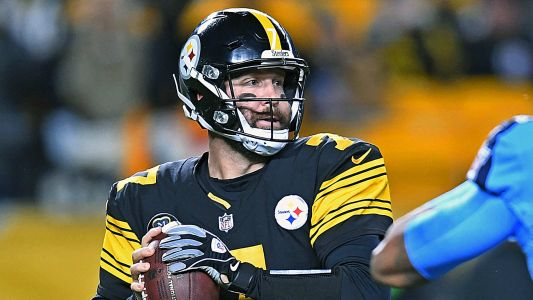 Steelers' Ben Roethlisberger NFL's first QB with three 500-yard games