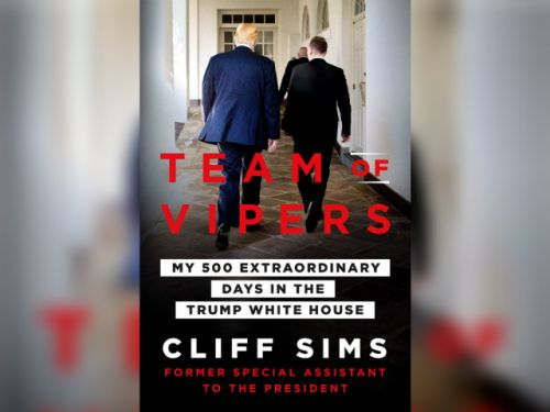 'We were ruthless': New book offers firsthand account of the 'vipers' inside Trump's White House