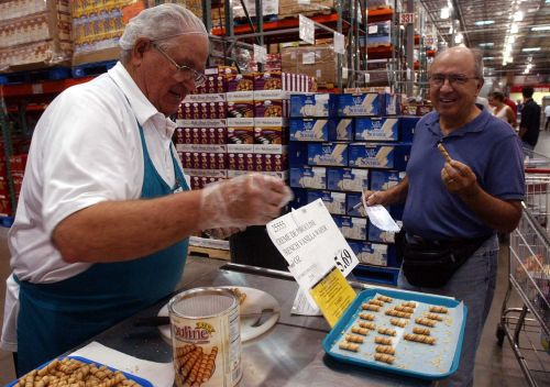 Costco will eventually bring back free samples, but it may not be the way you remember it