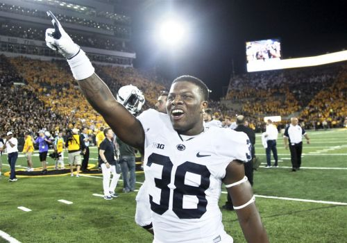 Penn State's Lamont Wade on 'evil' in the world, Colin Kaepernick and more