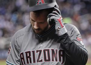 Souza put back on DL by Diamondbacks with pectoral strain