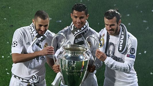 Ronaldo hoping to play with Benzema and Bale in Club World Cup