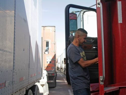 Truckers are warning of a 'bloodbath' as trucking companies go bankrupt or slash their profit expectations