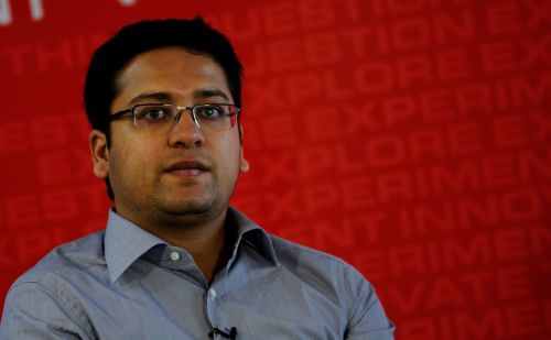 Flipkart CEO steps down amid misconduct allegations
