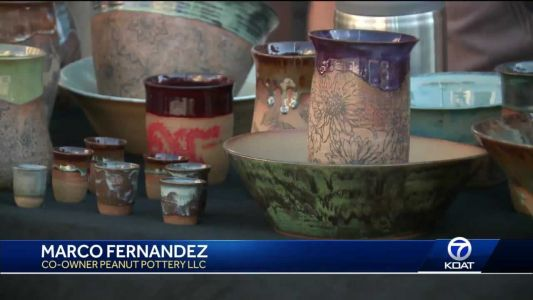 ABQ Art Walk attracts a lot of business in Turquoise level