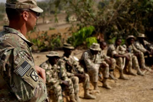 AFRICOM is More about Natural Resources than Fighting Terrorism