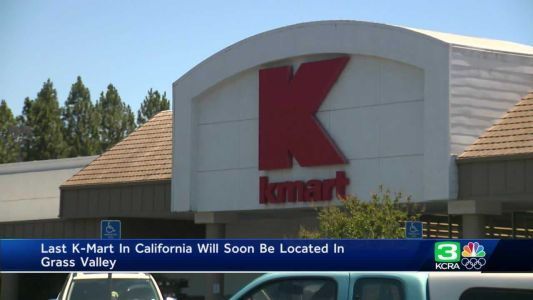California's last remaining Kmart is set to close