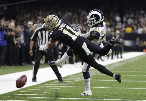 Eye doctors offering free exams to NFL refs after Saints loss