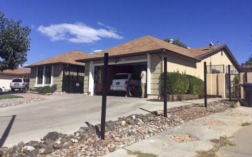 Owners of 'Breaking Bad' house build fence around property