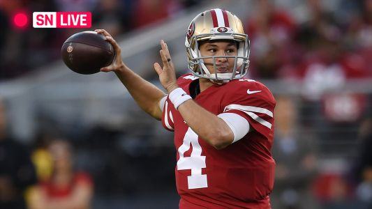 Giants vs. 49ers: Score, updates, highlights from Monday Night Football