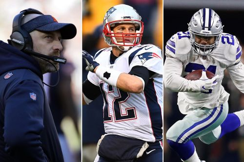 NFL playoff picture: Who's in, who's out and who's still fighting