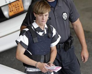 Should Dylann Roof's life be spared as a sign of forgiveness?