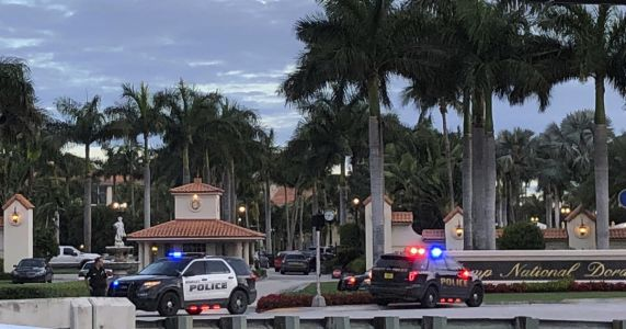 Police chief says shooting suspect at Miami-area Trump resort tried to 'ambush' officers but lost gunfight