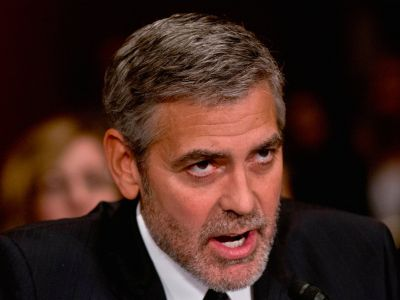 George Clooney savages Trump and Bannon for being part of the 'Hollywood elite'