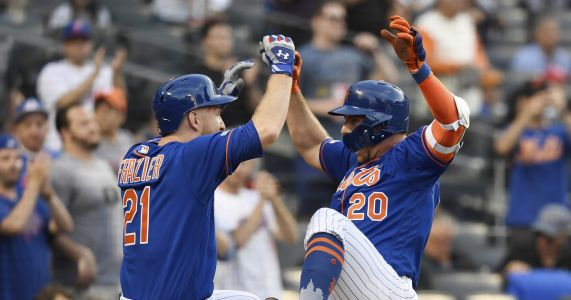 Mets snap 5-game skid with 5-3 win over Nationals