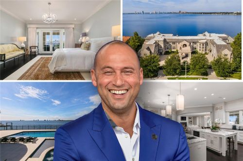 Derek Jeter sells mansion once rented to Tom Brady for $22.5M