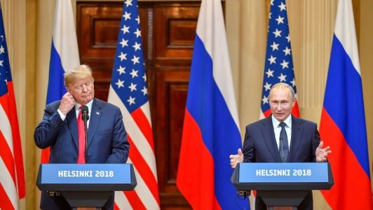 Wisconsin congressional leaders slam Putin after Helsinki summit