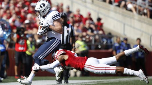 No. 6 Wisconsin upset by BYU after missing late field goal